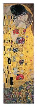 gustav klimt der kuss kunstdruck poster. Black Bedroom Furniture Sets. Home Design Ideas