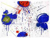 Sam Francis - The upper Red