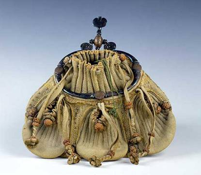 Fine Art Reproduction: French School, Purse, 16th century, French