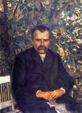friedrich nietzsche and mark rothko Like jackson pollock, mark rothko, another abstract expressionist, also communicated his personal circumstances through his paintings throughout the 1940's and 1950's, rothko's pieces revealed the use of bright and contrasting colors shown through the use of loose or rough edged rectangles which sat on top of each other.