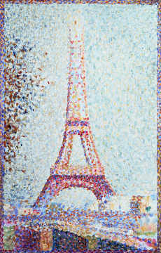 230 x 360 · 53 kB · jpeg, , individual art card: La Tour Eiffel by