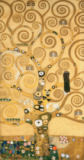 Tree of Life, middle panel of Gustav Klimt